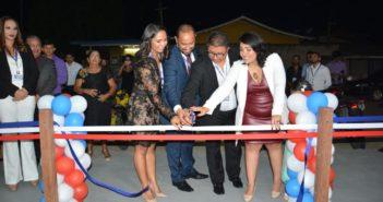 Visita do excelentíssimo senhor presidente, Walter Carneiro ao prédio inaugural do complexo educacional do núcleo de excelência do Marajó (Unopar Polo Breves)