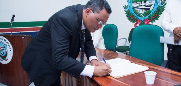 Toninho Dias Novo Vereador da Câmara Municipal Breves